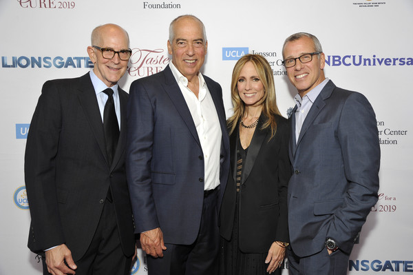 UCLA Jonsson Cancer Center Foundation Hosts 24th Annual Taste For A Cure Event Honoring President Of Lionsgate Television Group, Sandra Stern