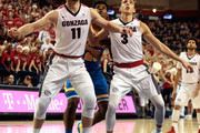 Kyle Dranginis and Domantas Sabonis Photos Photo