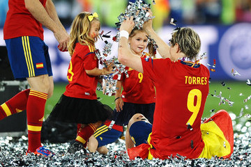 Nora Torres UEFA EURO 2012 - Matchday 19 - Pictures Of The Day