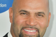Professional baseball player Albert Pujols attends the UN Women for Peace Association 2019 International Women's Day celebration at United Nations Headquarters on March 01, 2019 in New York City.