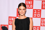 UNIQLO, Leigh Lezark and Nina Agdal Celebrate Store Opening with VIP Event at Hudson Yards, NYC on March 14, 2019 in New York City.