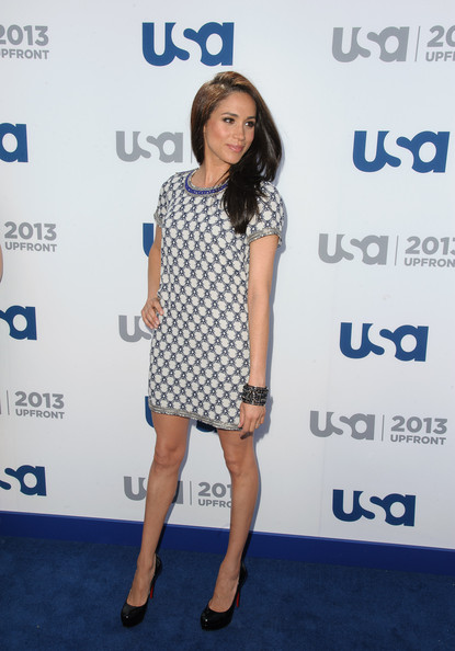 Celebs at the USA Upfront Event in NYC