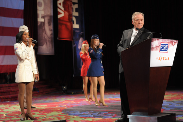 USO Honors Military Heroes And Volunteers At 50th USO Armed Forces Gala & Gold Medal Dinner
