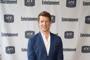 Eric Mabius attends the Ugly Betty Reunion presented with Entertainment Weekly at the ATX Television Festival in Austin, TX on Saturday, June 11, 2016.