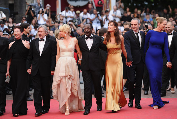 """""""Les Bien-Aimes"""" Premiere And Closing Ceremony Arrivals - 64th Annual Cannes Film Festival"""