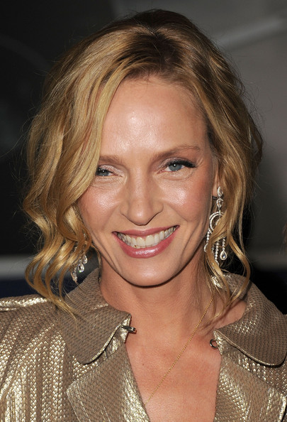 "Uma Thurman Actress Uma Thurman arrives at the ""Ceremony"" Los Angeles premiere at ArcLight Cinemas on March 22, 2011 in Hollywood, California."