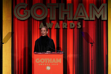 Uma Thurman IFP's 29th Annual Gotham Independent Film Awards - Show