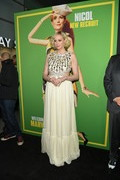"Gwendoline Christie attends Universal Pictures and DreamWorks Pictures' premiere of ""Welcome To Marwen"" at ArcLight Hollywood on December 10, 2018 in Hollywood, California."