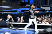 Ludacris performs onstage during Universal Pictures Presents The Road To F9 Concert and Trailer Drop on January 31, 2020 in Miami, Florida.
