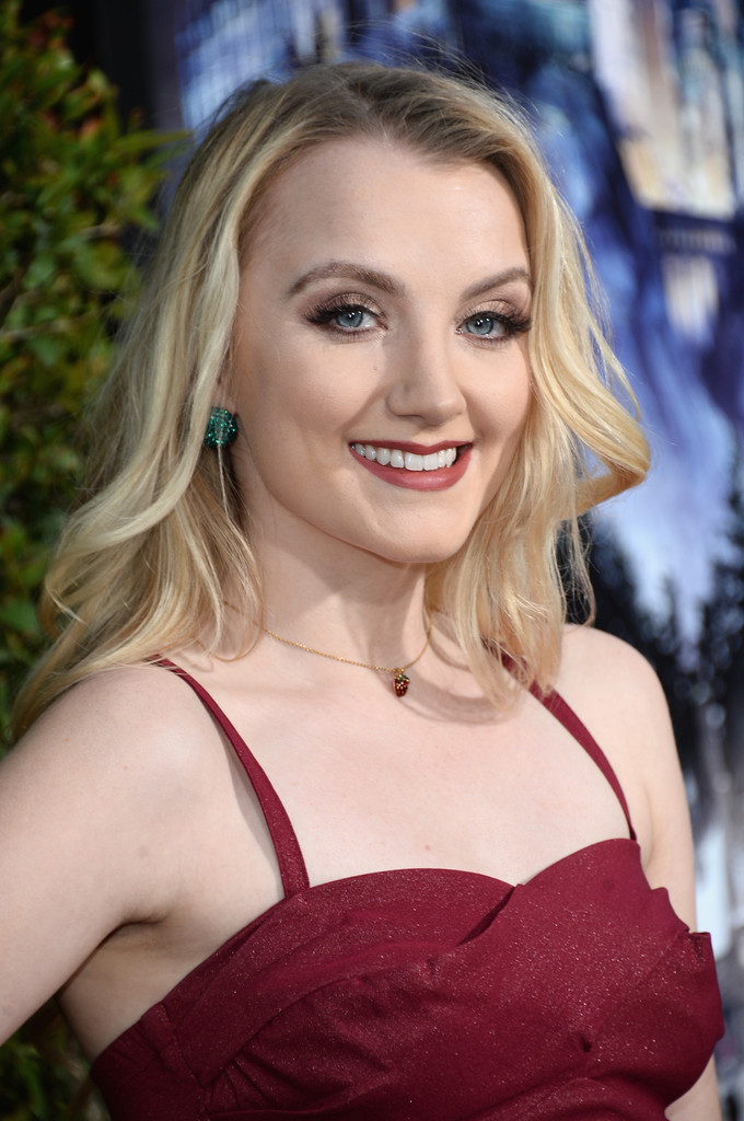Nearly 5 Years After 'Deathly Hallows,' Luna Lovegood Is a Knockout