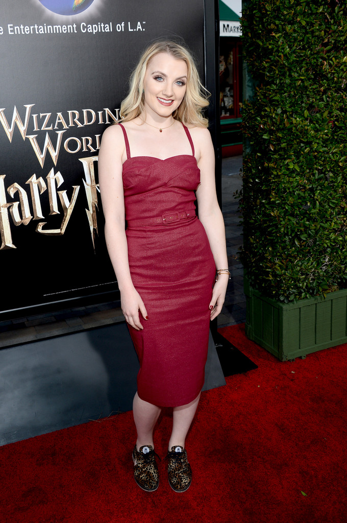 5 Years After 'Deathly Hallows,' Luna Lovegood Is a Knockout