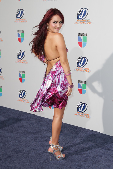 Dulce Maria gallery - Page 2 Univision+Premios+Juventud+Awards+Arrivals+b8It5mITYP0l