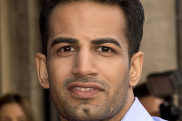 Upen Patel Arrivals at the Asian Awards 4