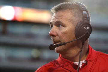 Urban Meyer Ohio State v Maryland