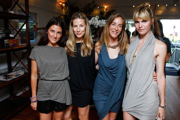 Sulaika Zarrouk Urban Zen Cocktail Party Launch of Aurelie Bidermann's Capsule Collection