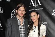 Demi Moore and Ashton Kutcher Photos Photo