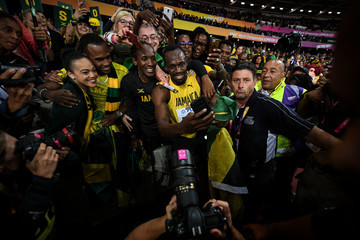 Usain Bolt European Best Pictures of the Day - August 6, 2017