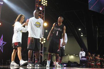 Usain Bolt NBA All-Star Celebrity Game