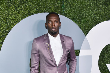 Usain Bolt 2016 GQ Men of the Year Party - Arrivals