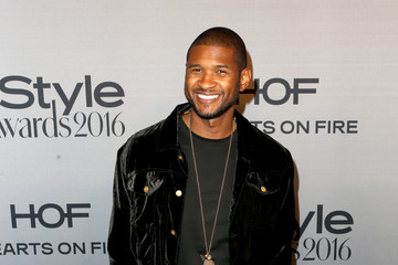Usher 2nd Annual InStyle Awards - Arrivals