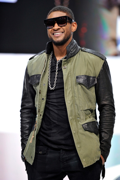 Usher profile picture and dress styles ~ FB Display Picture