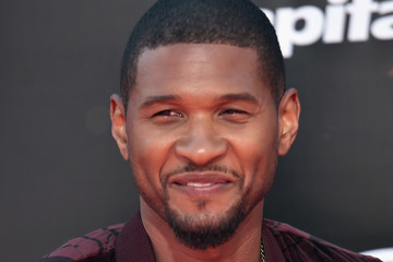 Usher The 2016 ESPYS - Arrivals