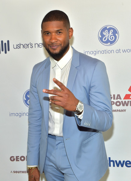 'Usher's New Look United to Ignite Awards' Exclusive VIP Reception