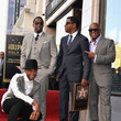 Usher Sean Combs Kenneth Edmonds Honored on the Walk of Fame — Part 2