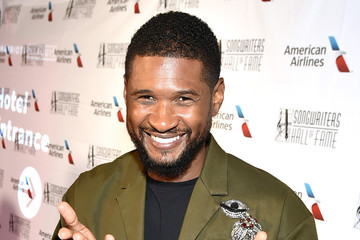 Usher Songwriters Hall Of Fame 49th Annual Induction And Awards Dinner - Arrivals