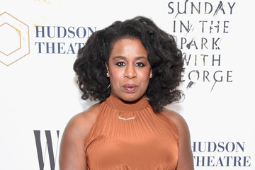 Uzo Aduba 'Sunday in the Park With George' Broad Way Opening Night - Arrivals & Curtain Call