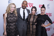 (L-R) Fiona Gubelmann, McKinley Freeman, Chloe Bridges and Camille Guaty attend VH1 Daytime Divas Premiere Event at the Whitby Hotel on June 1, 2017 in New York City.