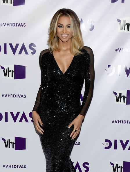"Singer Ciara attends ""VH1 Divas"" 2012 at The Shrine Auditorium on December 16, 2012 in Los Angeles, California."