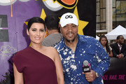 Singer Nelly Furtado (L) and rapper/producer Timbaland attend the VH1 Hip Hop Honors: All Hail The Queens at David Geffen Hall on July 11, 2016 in New York City.