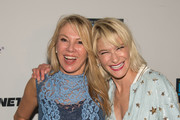 TV Personality Ramona Singer (L) and Co-Host Julie Macklowe attend VH1 Save The Music - Hamptons Live 2016 on August 27, 2016 in Sagaponack, New York.