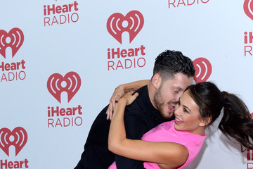 Val Chmerkovskiy 2014 iHeartRadio Music Festival - Night 1 - Backstage