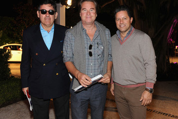 Val Kilmer Best Buddies Art + Friendship Auction in Miami Beach