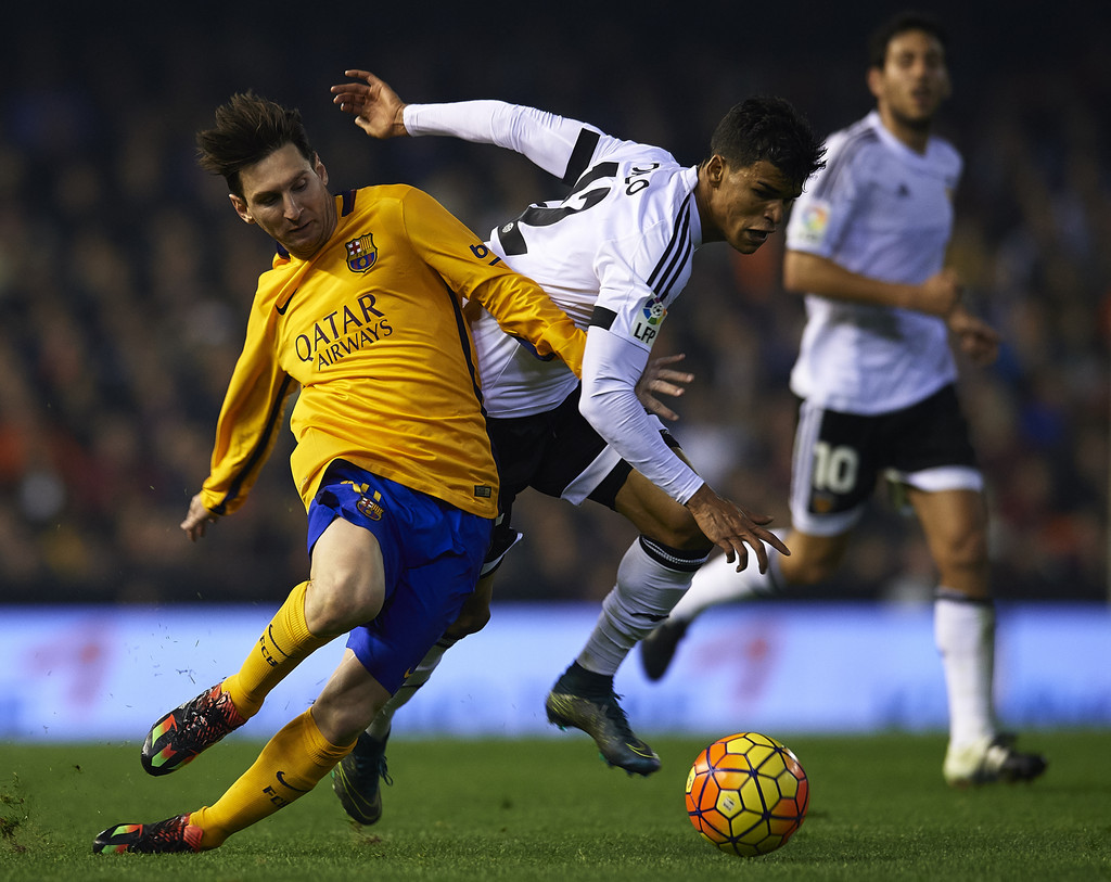 barcelona vs valencia - photo #37
