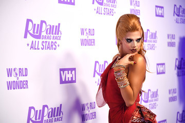 Valentina Stars Attend 'RuPaul's Drag Race All Stars Meet The Queens'