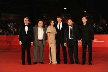 Valentina Cervi Chris Fujiwara Festival Opening And 'Waiting For The Sea' Premiere - The 7th Rome Film Festival