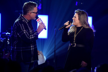 Valentine iHeartRadio Album Release Party With Kelly Clarkson