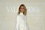 Celine Dion attends the Valentino Haute Couture Fall/Winter 2019 2020 show as part of Paris Fashion Week on July 03, 2019 in Paris, France.