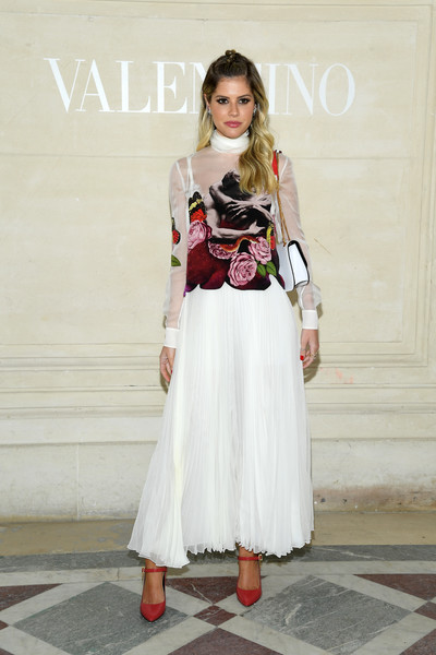 Valentino : Front Row - Paris Fashion Week - Haute Couture Fall/Winter 2019/2020