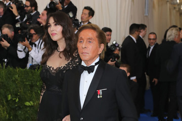 "Valentino Garavani ""Rei Kawakubo/Comme des Garcons: Art of the In-Between"" Costume Institute Gala - Arrivals"