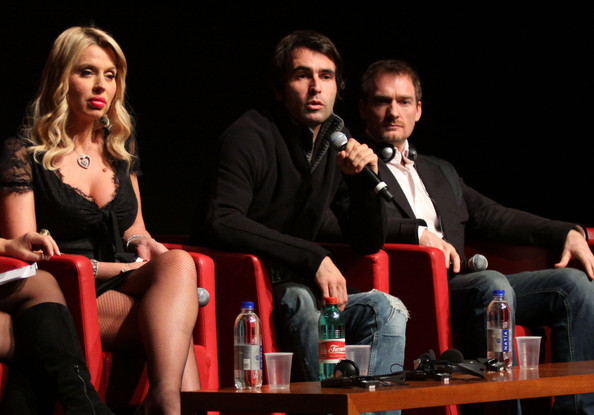 I Want To Be A Soldier - Press Conference: The 5th International Rome Film Festival