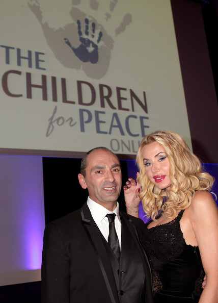 The Children For Peace Benefit Gala - Inside Ceremony