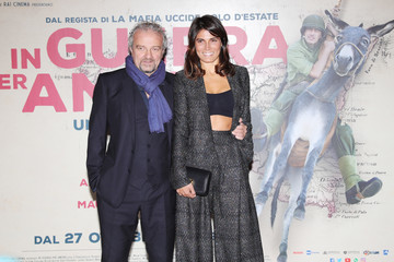 Valeria Solarino 'In Guerra Per Amore' Red Carpet - 11th Rome Film Festival