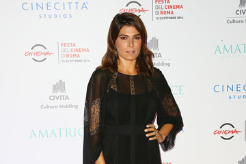 Valeria Solarino Charity Dinner for Amatrice - 11th Rome Film Festival