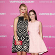 Zoey Deutch and Lucy Fry Photos