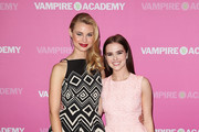 Zoey Deutch and Lucy Fry Photos Photo