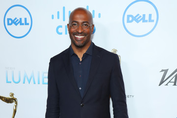 Van Jones 10th Annual Lumiere Awards - Arrivals